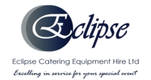 Eclipse Catering Equipment Hire Logo